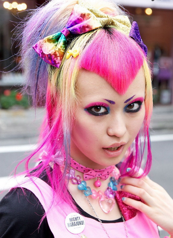 Best ideas about Funky Hairstyles . Save or Pin Funky Hairstyles for Women Now.