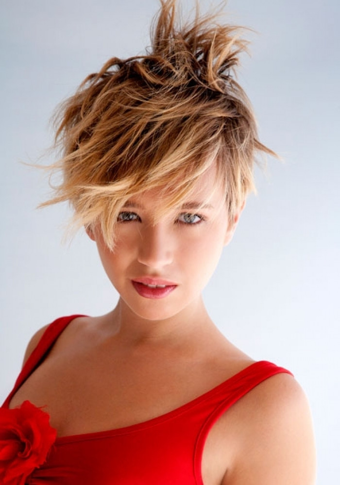Best ideas about Funky Hairstyles . Save or Pin Funky short hairstyles Now.