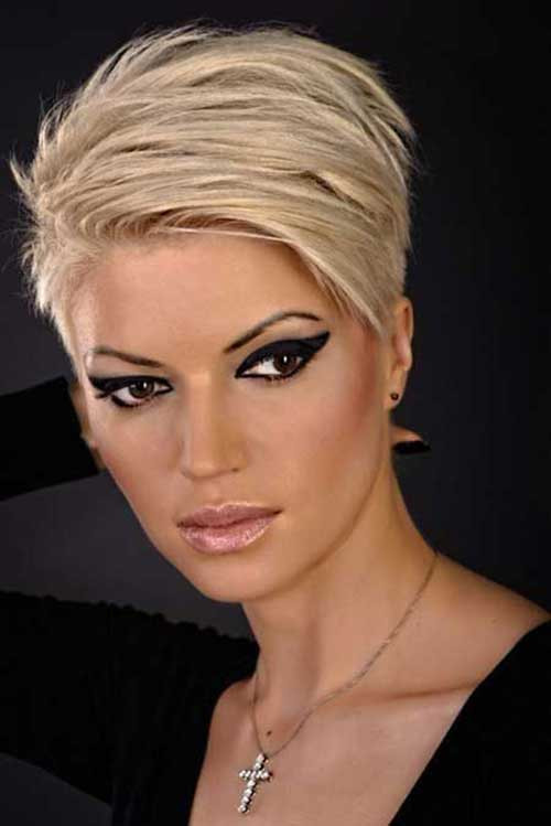Best ideas about Funky Hairstyles . Save or Pin 20 Funky Short Haircuts Now.