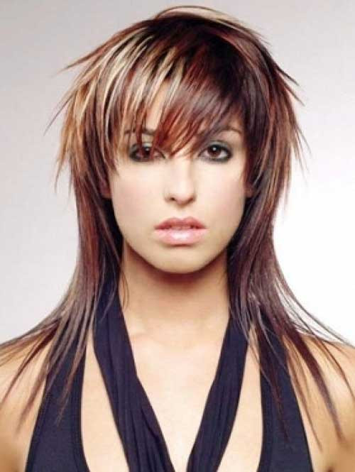 Best ideas about Funky Hairstyles . Save or Pin 20 Best Funky Haircuts for Long Hair Now.