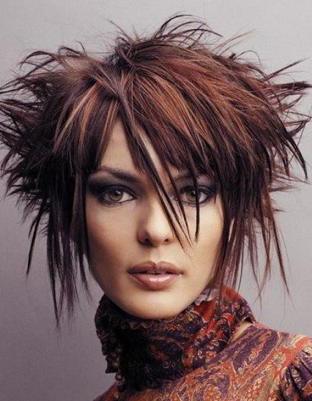 Best ideas about Funky Hairstyles . Save or Pin 20 Funky Hairstyles for Medium Length Hair Now.