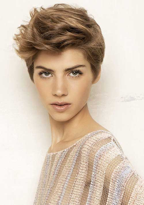 Best ideas about Funky Hairstyles . Save or Pin 20 Short Funky Haircuts Now.