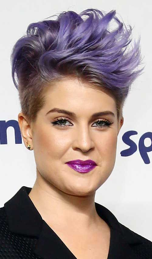 Best ideas about Funky Hairstyles . Save or Pin 15 Cool Funky Short Hair Styles Now.