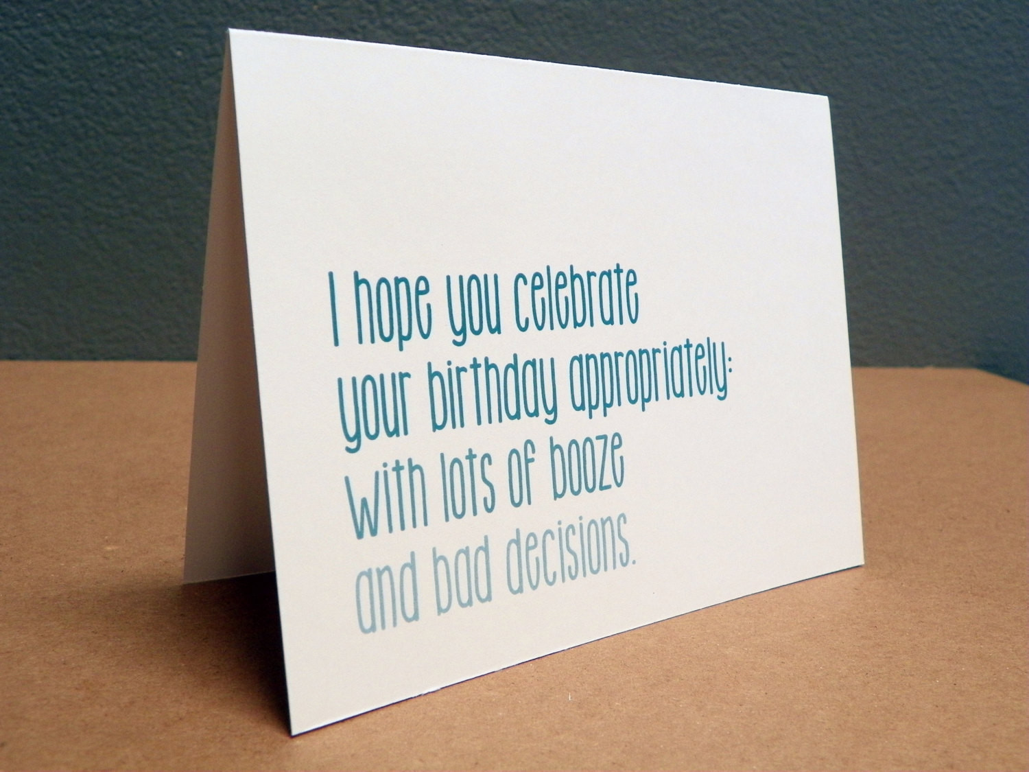 Best ideas about Funny 21st Birthday Cards . Save or Pin Funny Birthday Card Happy Birthday Card 21st birthday card Now.