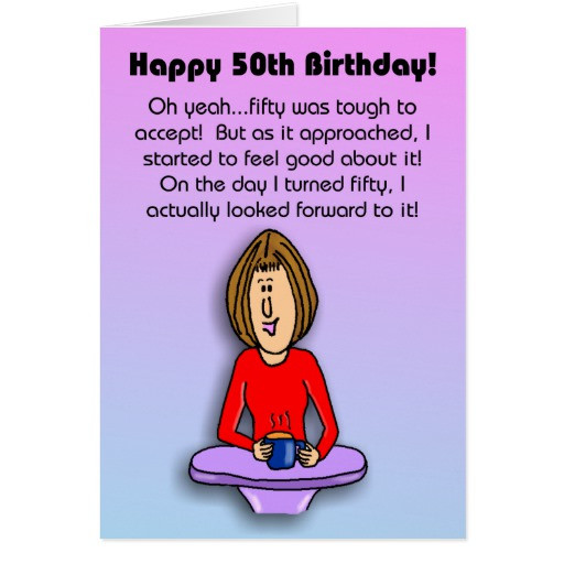 Best ideas about Funny 50th Birthday Cards . Save or Pin 50th Birthday Quotes And Jokes QuotesGram Now.
