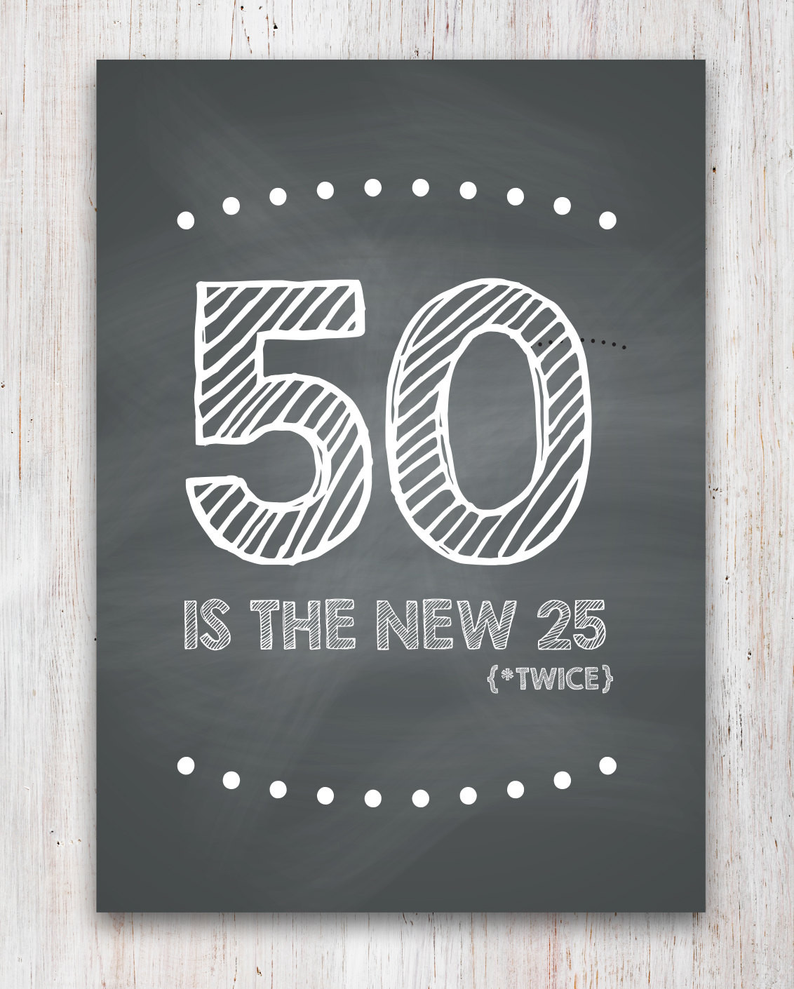 Best ideas about Funny 50th Birthday Cards . Save or Pin Funny 50th Birthday Card Printable Now.