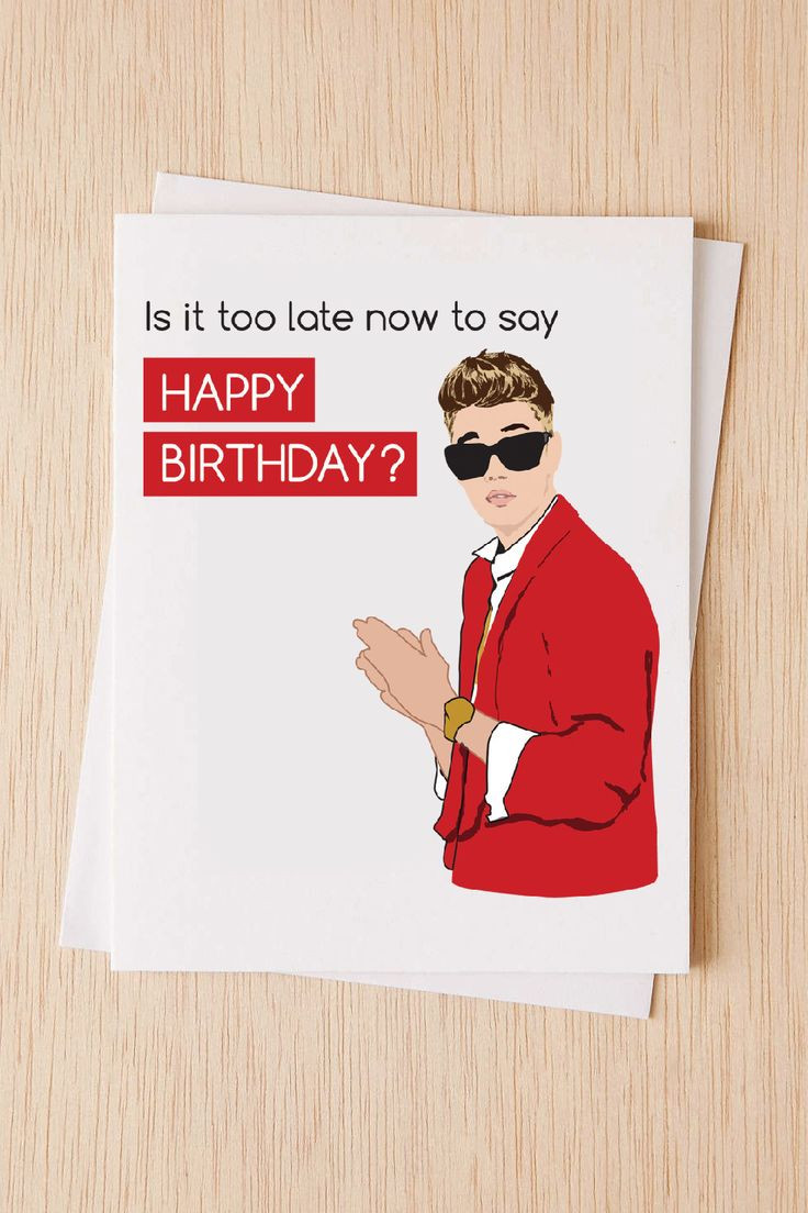 Best ideas about Funny Belated Birthday . Save or Pin Best 25 Happy belated birthday ideas on Pinterest Now.