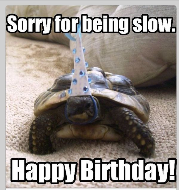 Best ideas about Funny Belated Birthday . Save or Pin Best Happy Belated Happy Birthday Wishes and Quotes Now.
