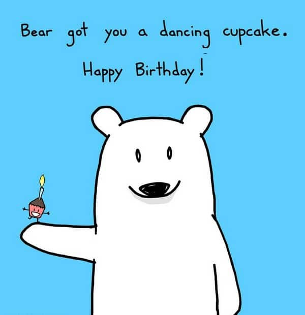 Best ideas about Funny Birthday Image . Save or Pin 110 Happy Birthday Greetings with My Happy Now.
