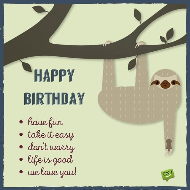 Best ideas about Funny Birthday Message For A Friend . Save or Pin Funny Birthday Wishes for your Family & Friends Now.