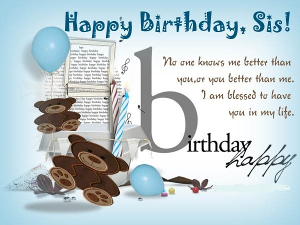 Best ideas about Funny Birthday Message For Sister . Save or Pin What are some awesome birthday wishes for the elder sister Now.