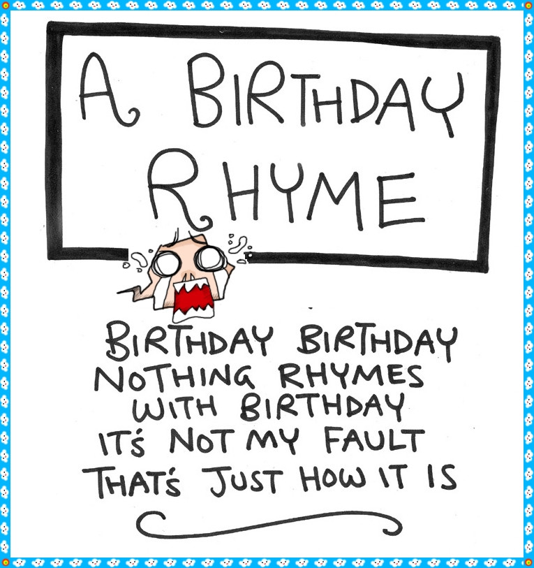 Best ideas about Funny Birthday Poems . Save or Pin Funny Happy Birthday Poems for Husband Now.