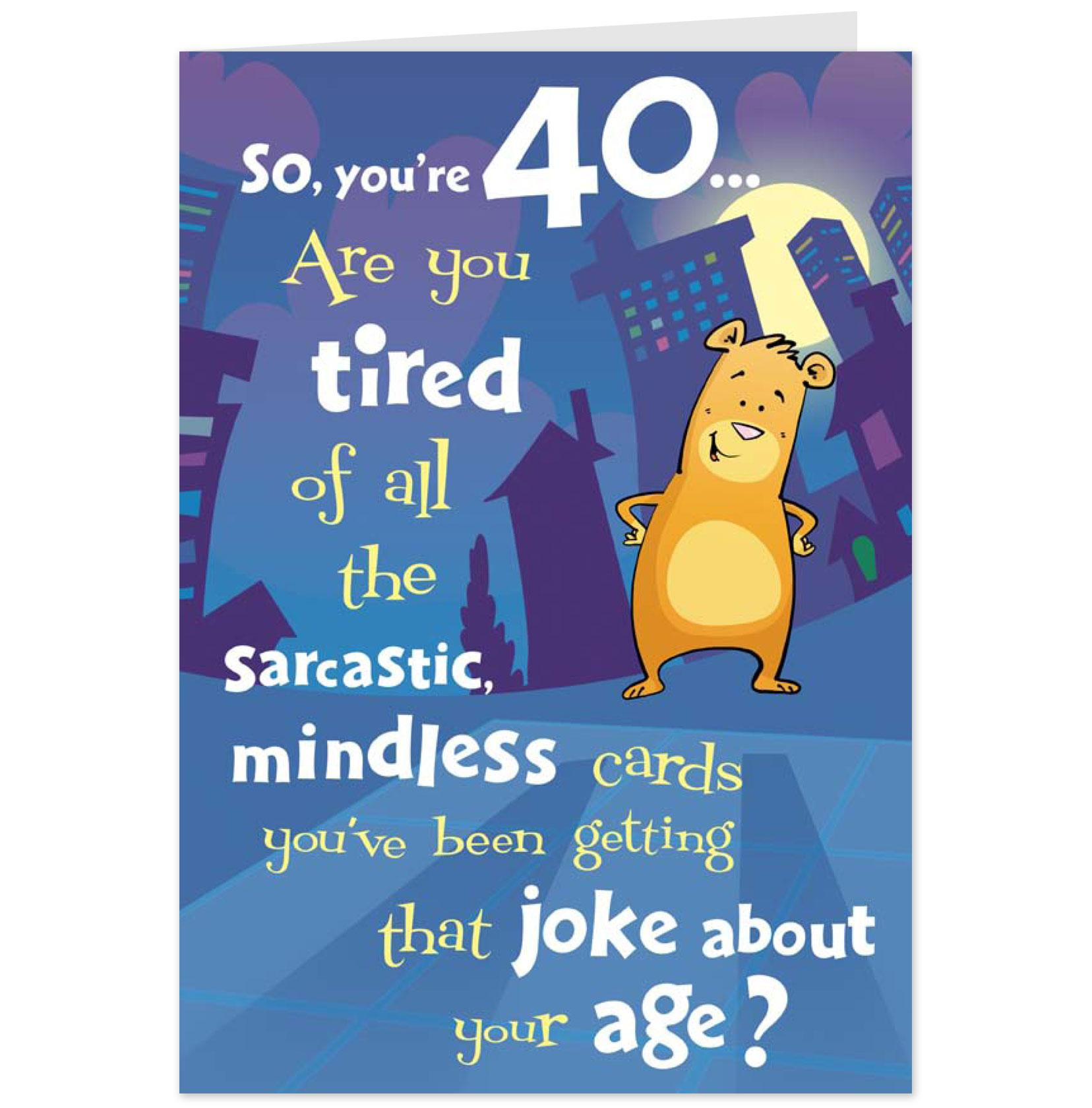 Best ideas about Funny Birthday Quotes For Her . Save or Pin 40th Birthday Quotes For Women QuotesGram Now.