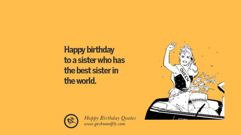 Best ideas about Funny Birthday Quotes For Her . Save or Pin 33 Funny Happy Birthday Quotes and Wishes For Now.