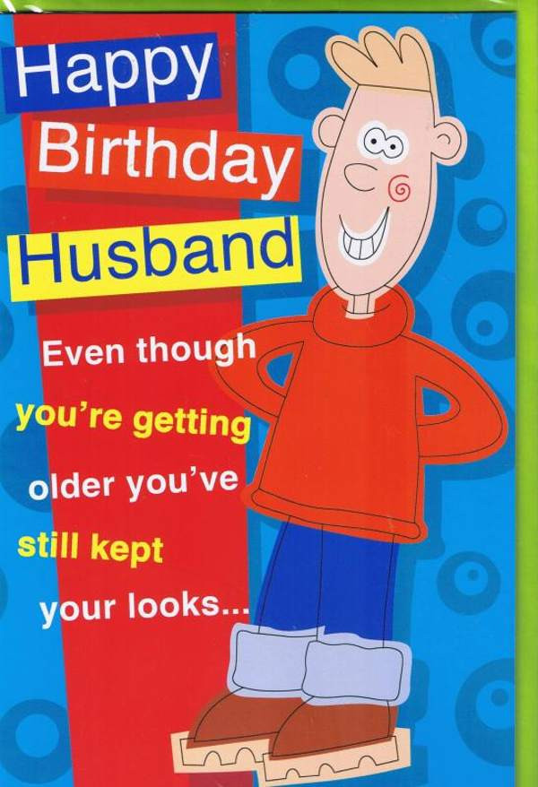 Best ideas about Funny Birthday Quotes For Husband . Save or Pin Funny Birthday Quotes For Husband QuotesGram Now.
