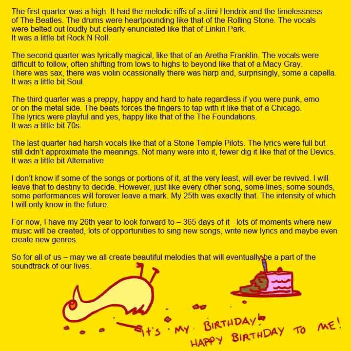 Best ideas about Funny Birthday Song Lyrics . Save or Pin Funny Happy Birthday Songs Lyrics My Birthday Now.