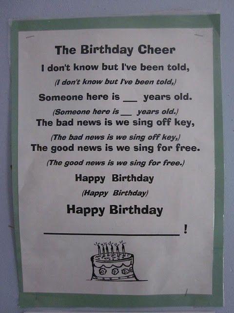 Best ideas about Funny Birthday Song Lyrics . Save or Pin Best 25 Funny happy birthday song ideas on Pinterest Now.