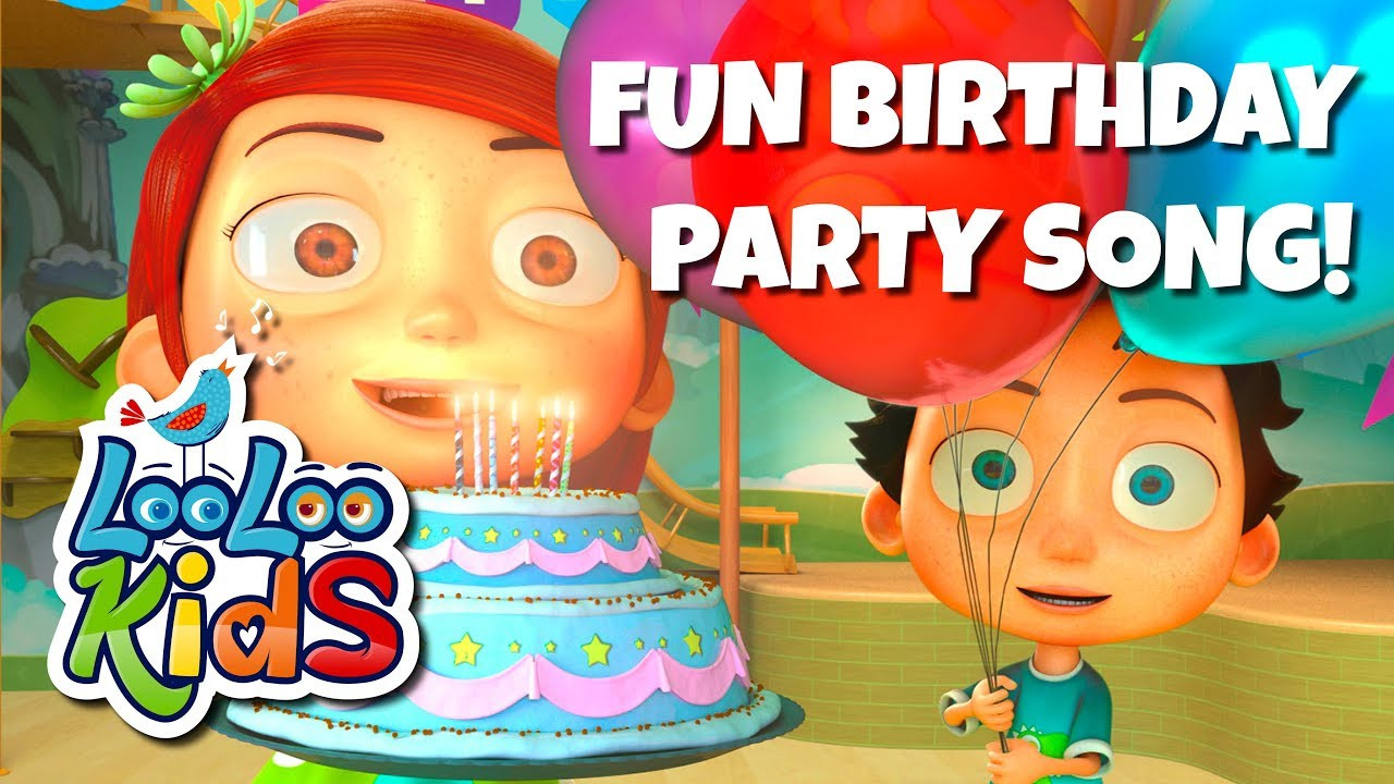 Best ideas about Funny Birthday Songs . Save or Pin HAPPY BIRTHDAY Fun Birthday Party Song Now.