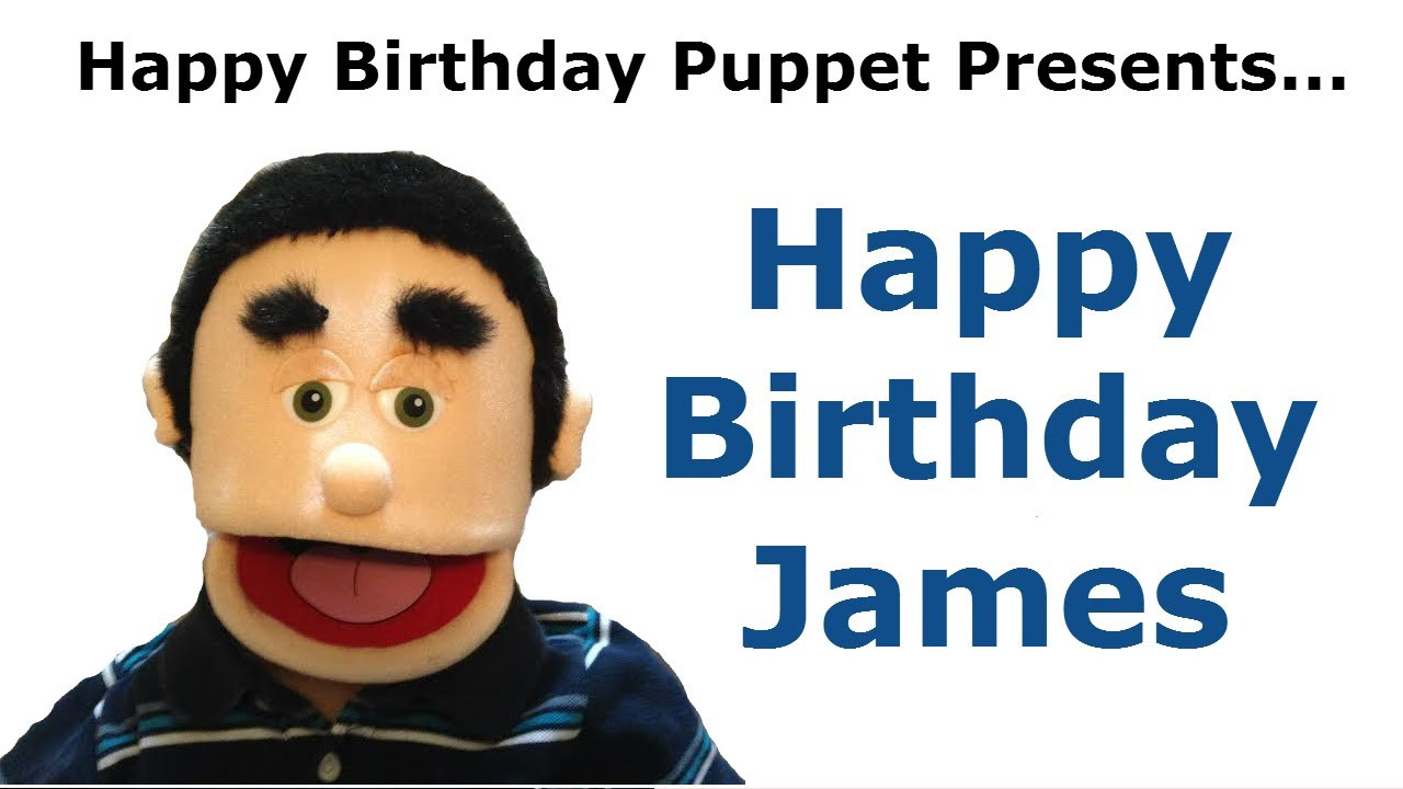 Best ideas about Funny Birthday Songs . Save or Pin Funny Happy Birthday James Birthday Song Now.