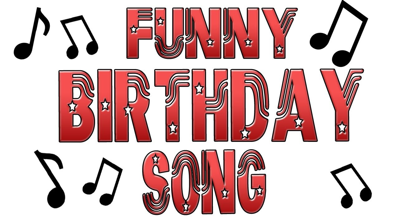 Best ideas about Funny Birthday Songs . Save or Pin Birthday songs for friends HAPPY BIRTHDAY FUNNY SURPRISE Now.