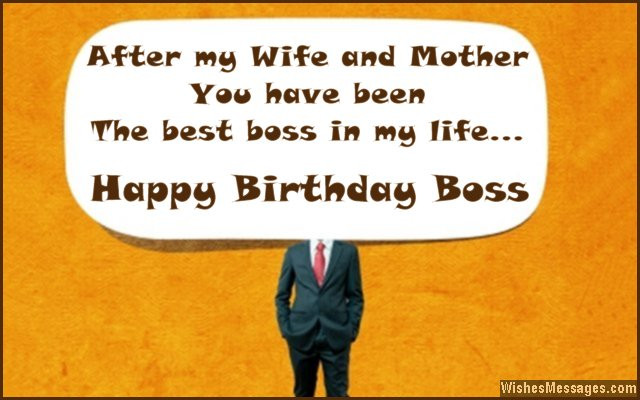 Best ideas about Funny Birthday Wishes For Boss . Save or Pin Birthday Wishes for Boss Quotes and Messages Now.