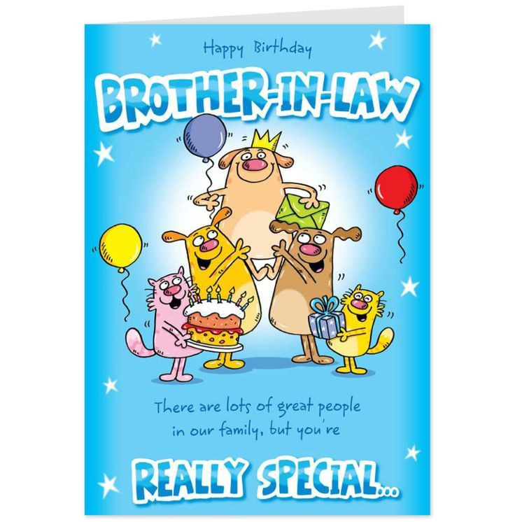 Best ideas about Funny Birthday Wishes For Brother . Save or Pin happy birthday wishes for brother in law funny Now.