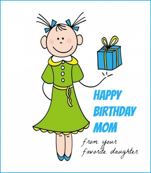 Best ideas about Funny Birthday Wishes For Mom From Daughter . Save or Pin Mother Birthday Quote from Daughter Now.