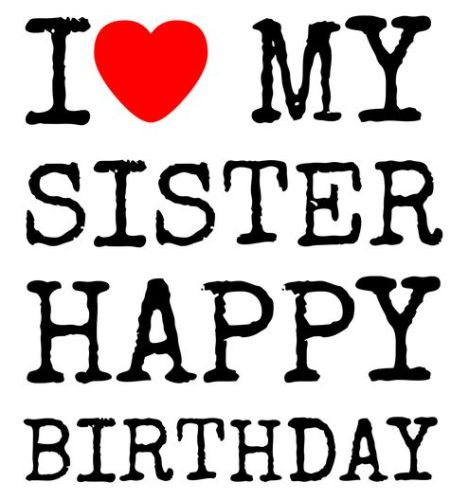 Best ideas about Funny Birthday Wishes For Sister . Save or Pin happy birthday sister wishes images Now.