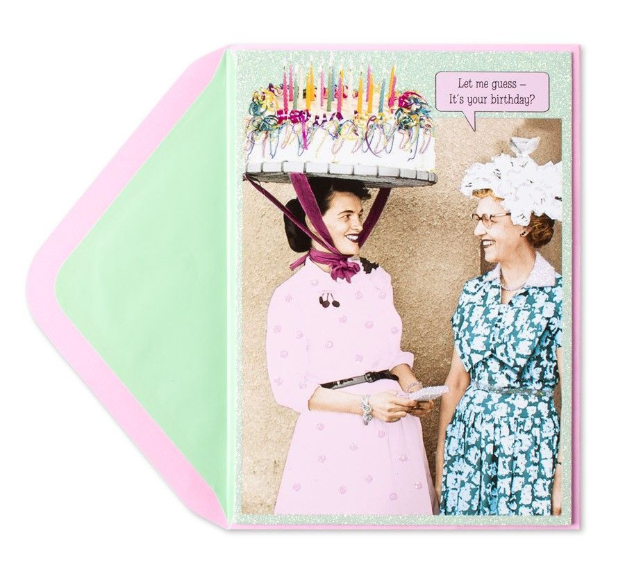 Best ideas about Funny Birthday Wishes For Women . Save or Pin Funny birthday card Friday Fun Pinterest Now.