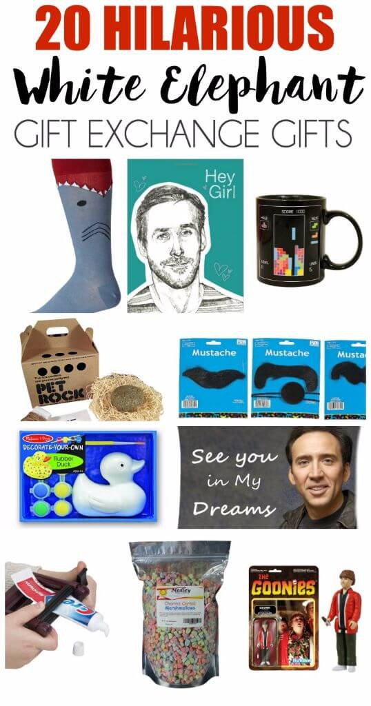 Best ideas about Funny Gift Exchange Ideas . Save or Pin 3 Fun and Unique Gift Exchange Ideas for Groups Now.