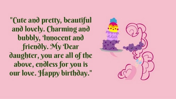 Best ideas about Funny Happy Birthday Daughter . Save or Pin Top 70 Happy Birthday Wishes For Daughter [2019] Now.