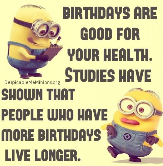 Best ideas about Funny Happy Birthday Quotes . Save or Pin Top 50 Funny Happy Birthday Wishes Freshmorningquotes Now.