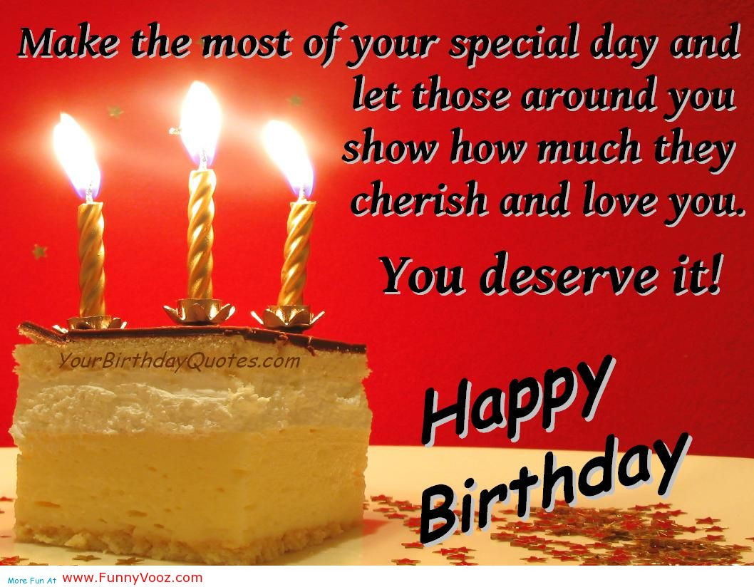 Best ideas about Funny Happy Birthday Quotes . Save or Pin Happy Birthday Quotes Funny QuotesGram Now.