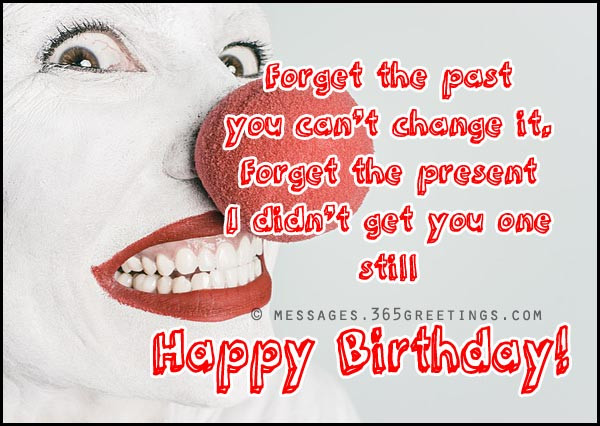 Best ideas about Funny Happy Birthday Wishes . Save or Pin Happy Birthday Wishes Messages and Greetings Messages Now.