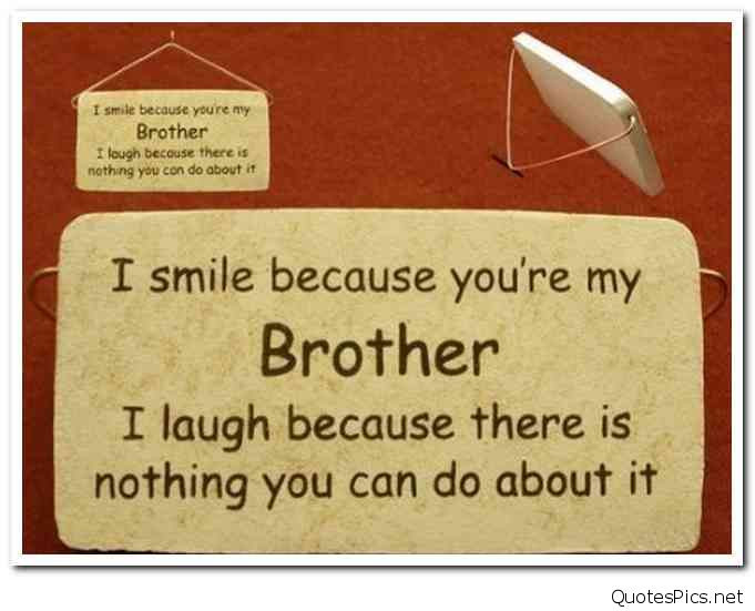 Best ideas about Funny Happy Birthday Wishes For Brother . Save or Pin The 50 Happy Birthday Brother Wishes quotes and messages Now.