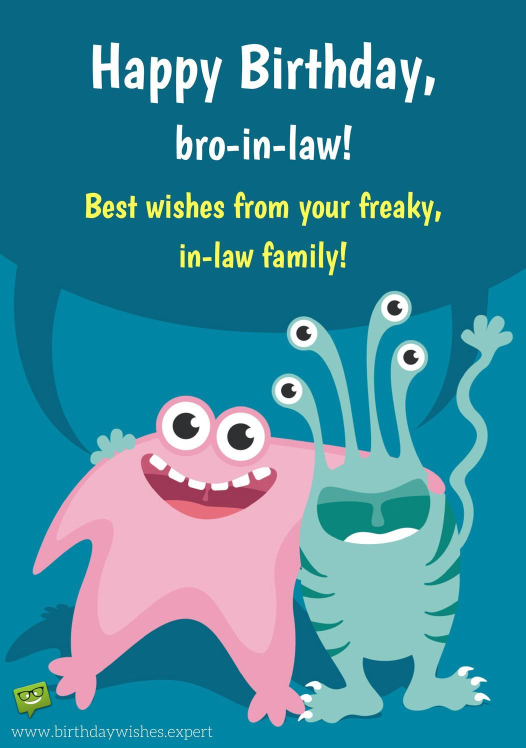 Best ideas about Funny Happy Birthday Wishes For Brother . Save or Pin Birthday Wishes for your Brother in Law Now.