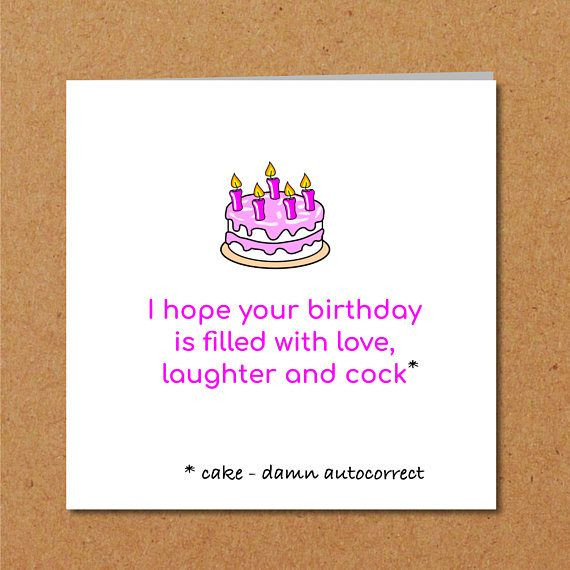 Best ideas about Funny Sexy Birthday . Save or Pin Best 25 Funny birthday card messages ideas on Pinterest Now.
