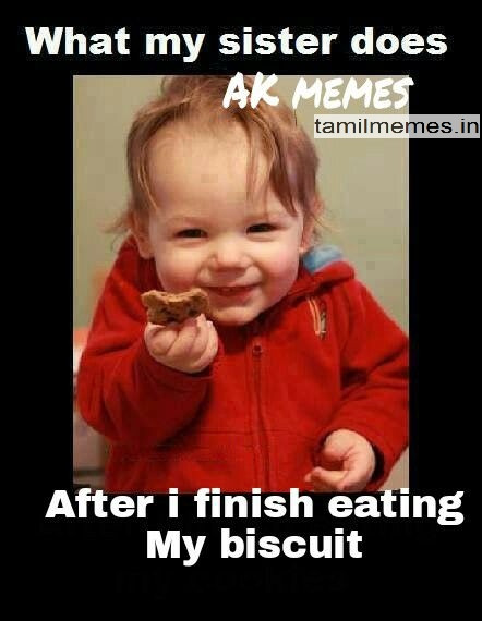 Best ideas about Funny Sister Birthday Memes . Save or Pin 20 Totally Funny Sister Memes We Can All Relate To Now.