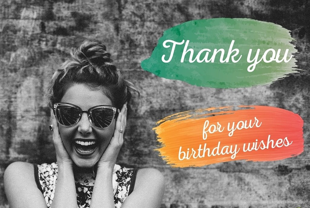Best ideas about Funny Thank You For Birthday Wishes . Save or Pin Thank You for the Birthday Wishes Birthday Thank you Quotes Now.