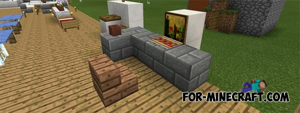 Best ideas about Furniture Ideas For Minecraft Pe . Save or Pin Furniture Ideas map for Minecraft PE 0 12 1 Now.