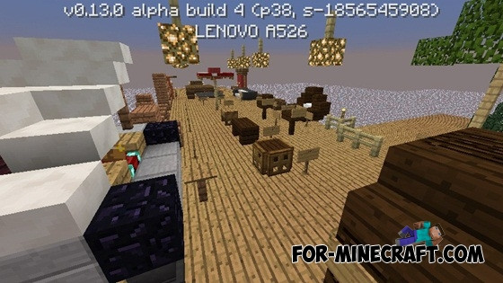 Best ideas about Furniture Ideas For Minecraft Pe . Save or Pin Furniture Ideas map for Minecraft PE 0 13 0 Now.