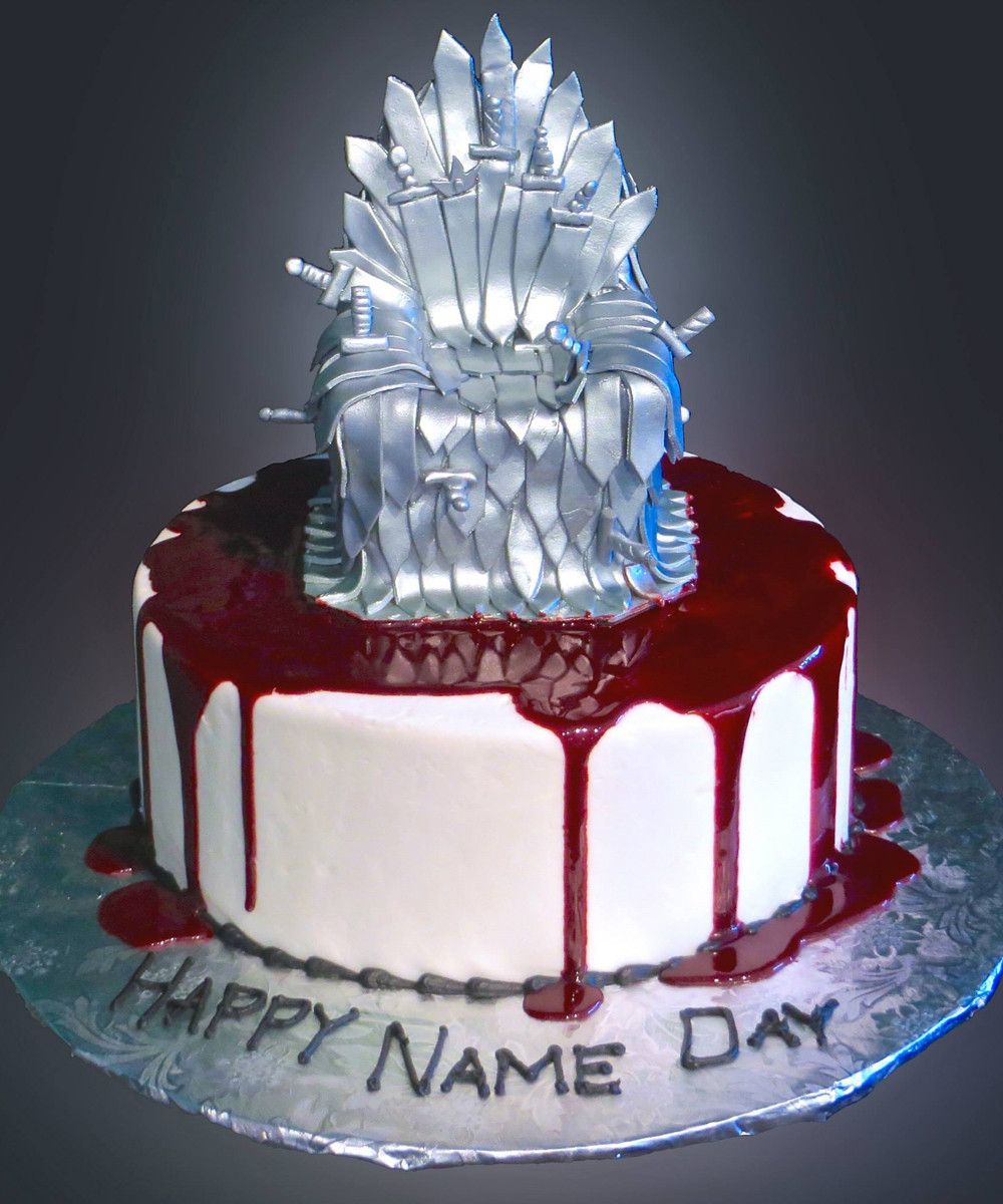 Best ideas about Game Of Thrones Birthday Cake . Save or Pin Game of Thrones Cake Sweet Somethings Desserts Now.