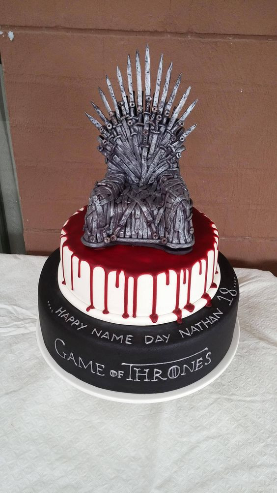 Best ideas about Game Of Thrones Birthday Cake . Save or Pin 13 Epic Game of Thrones Cakes you have to see Now.