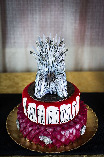 Best ideas about Game Of Thrones Birthday Cake . Save or Pin 202 best images about Game of Thrones Cakes on Pinterest Now.