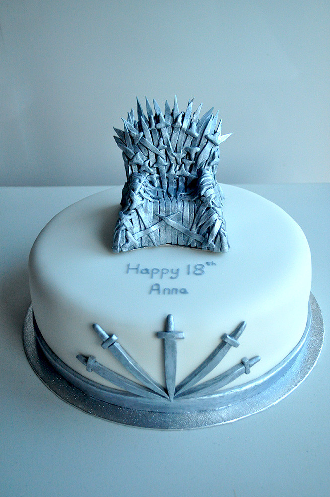 Best ideas about Game Of Thrones Birthday Cake . Save or Pin Game of Thrones Cake Kildare Treats Now.