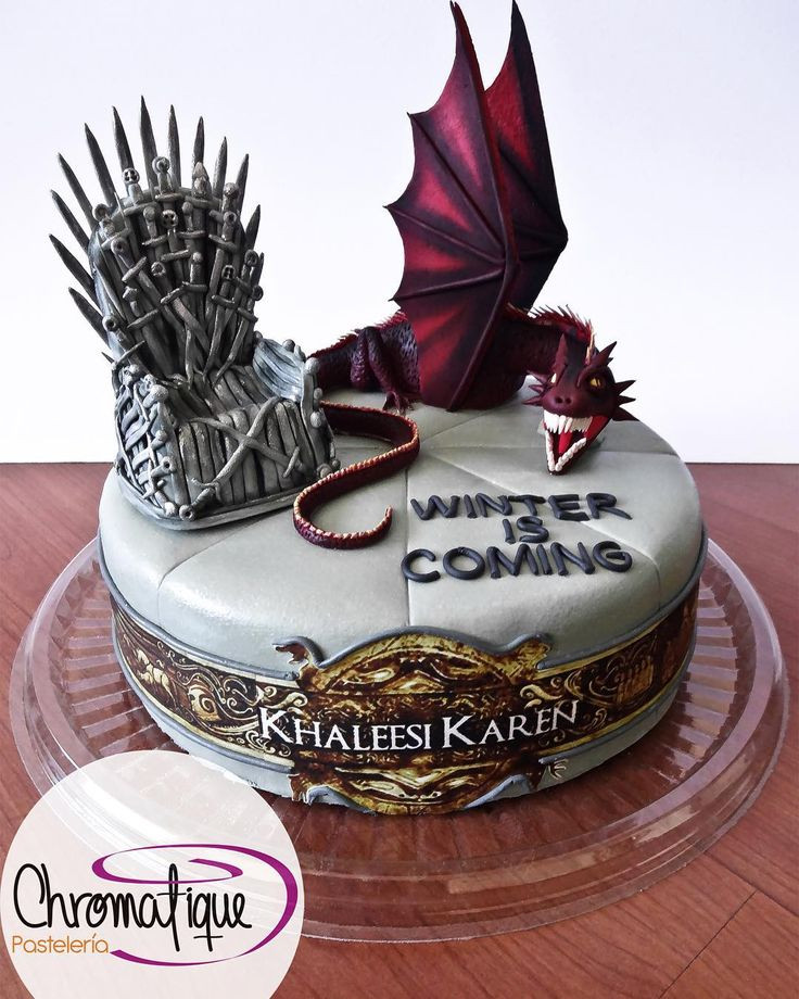 Best ideas about Game Of Thrones Birthday Cake . Save or Pin Pin by Melinda Wolf on cool stuff Now.