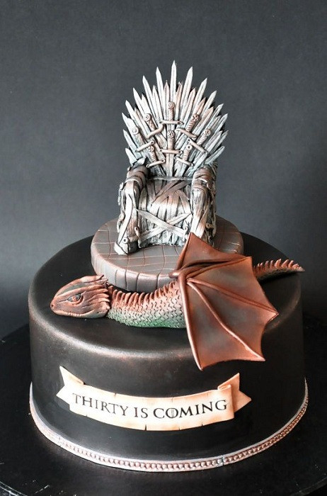 Best ideas about Game Of Thrones Birthday Cake . Save or Pin Game of Thrones Inspired Birthday and Wedding Cake Ideas Now.