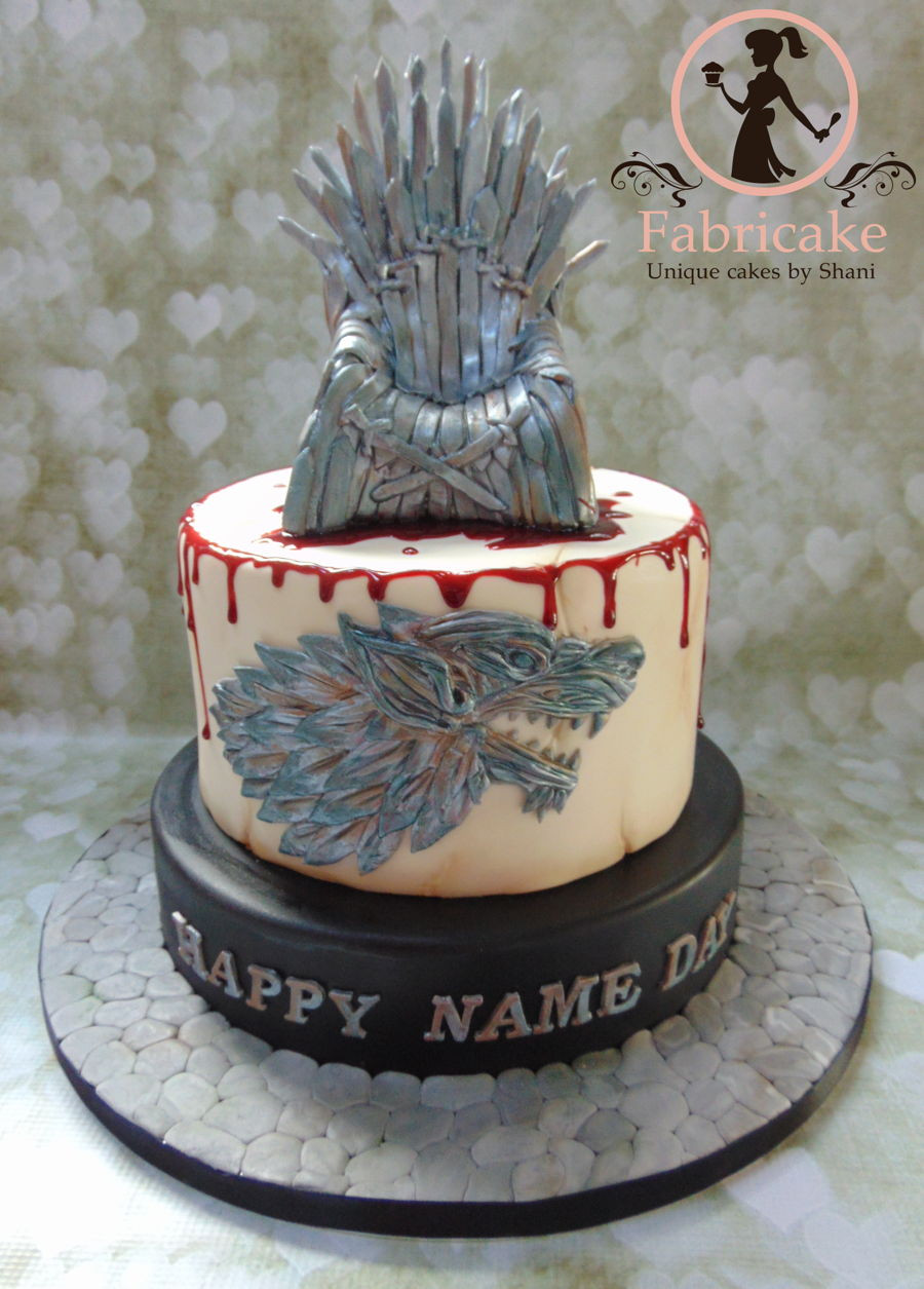 Best ideas about Game Of Thrones Birthday Cake . Save or Pin Game Thrones Cake CakeCentral Now.