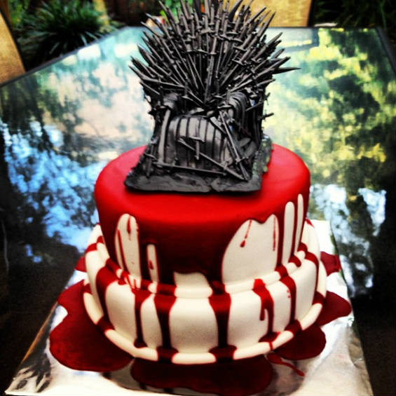Best ideas about Game Of Thrones Birthday Cake . Save or Pin 11 Game of Thrones Cakes Now.