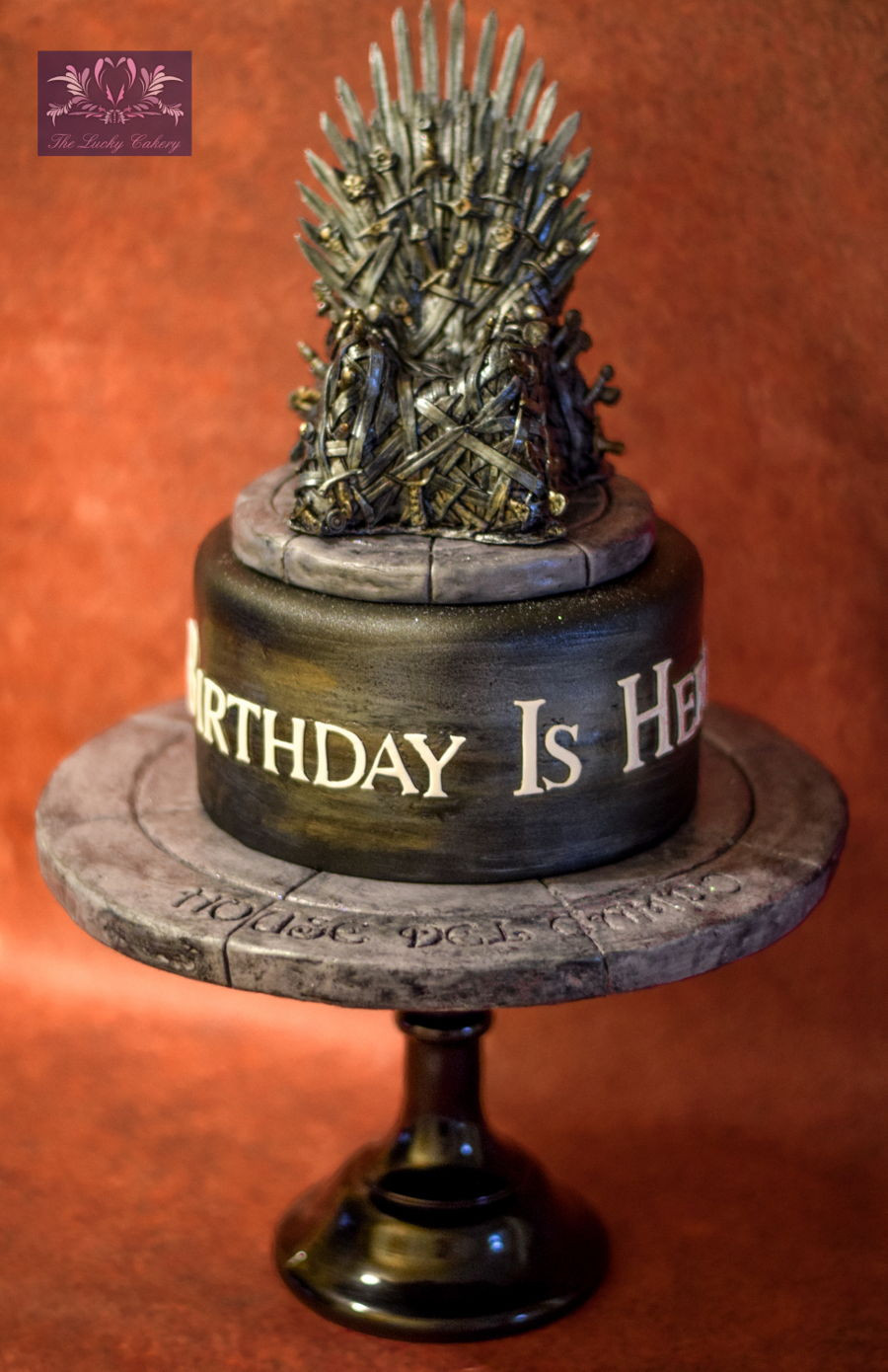 Best ideas about Game Of Thrones Birthday Cake . Save or Pin Games Thrones Birthday Cake CakeCentral Now.